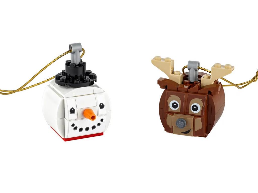LEGO 854050 Snowman Reindeer Duo