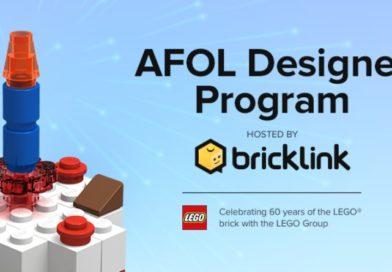 LEGO confirms second BrickLink AFOL Designer Program