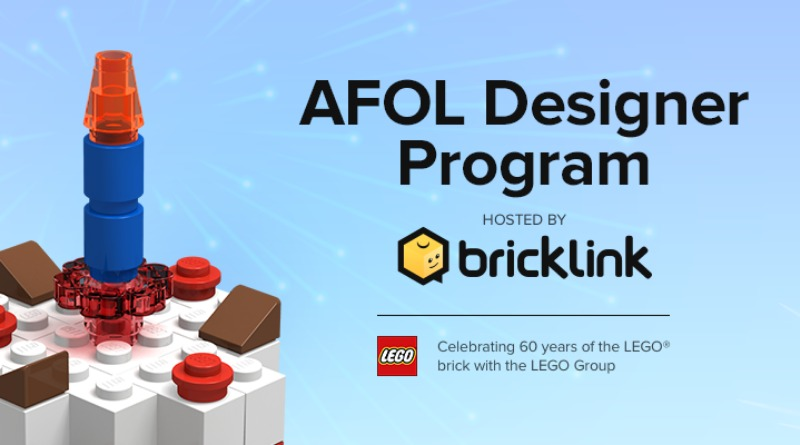 LEGO AFOL Designer Program Featured