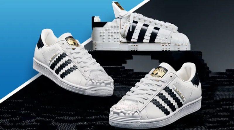 LEGO Adidas Originals Superstar VIP bundle featured