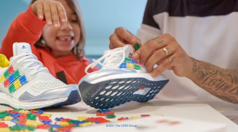 LEGO Adidas UltraBoost DNA X LEGO Plates Featured 2