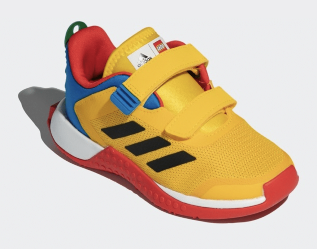 LEGO Adidas Baby Shoes 1024x806