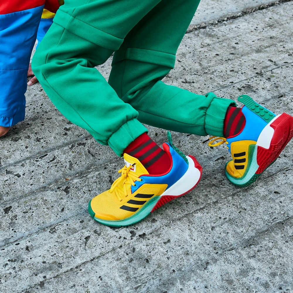 LEGO Adidas Old Running Shoes 2