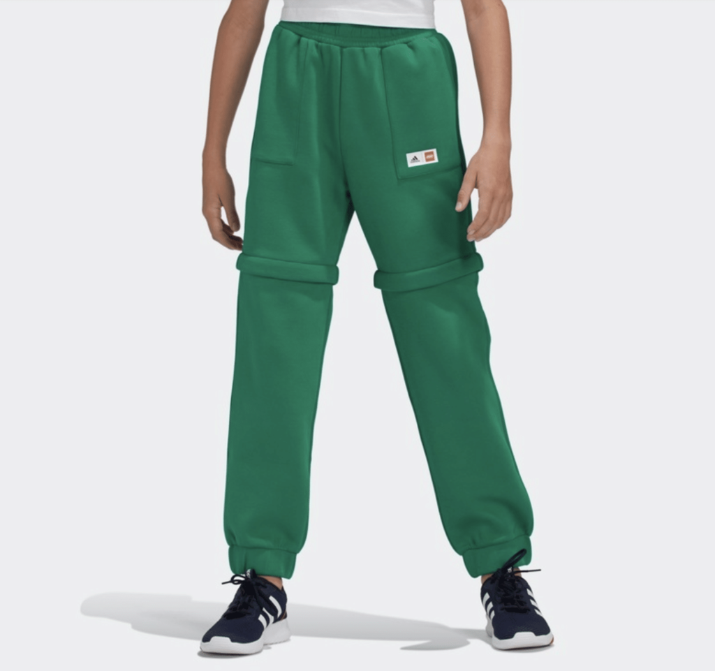LEGO Adidas Sweatpants 1024x961