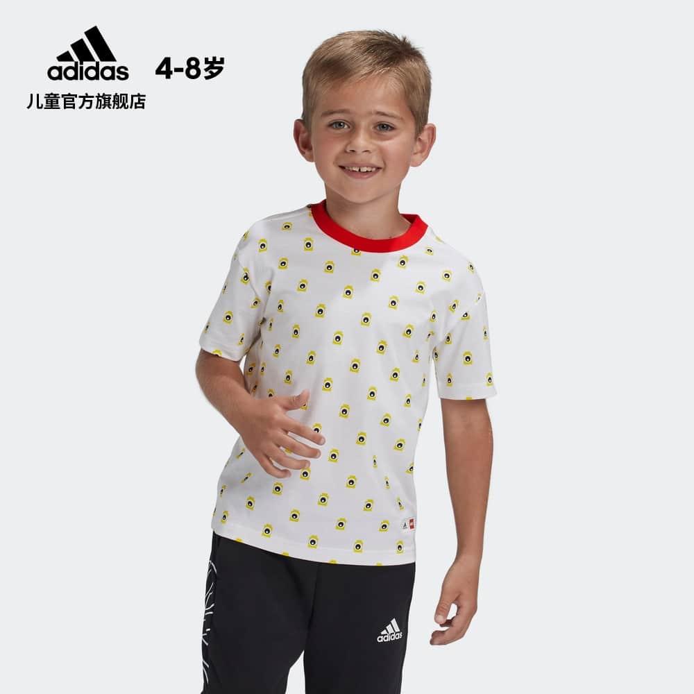 LEGO Adidas t shirt 5