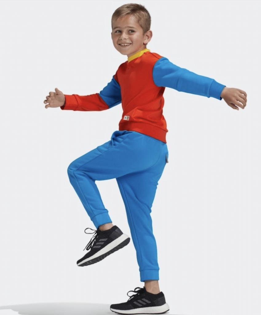 LEGO Adidas tracksuit 2