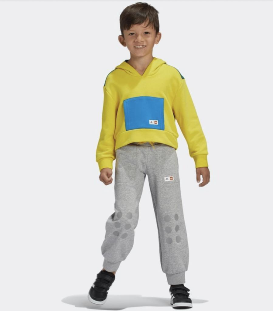LEGO Adidas tracksuit