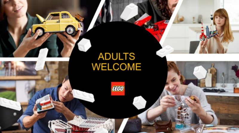 LEGO Adults Welcome featured 1
