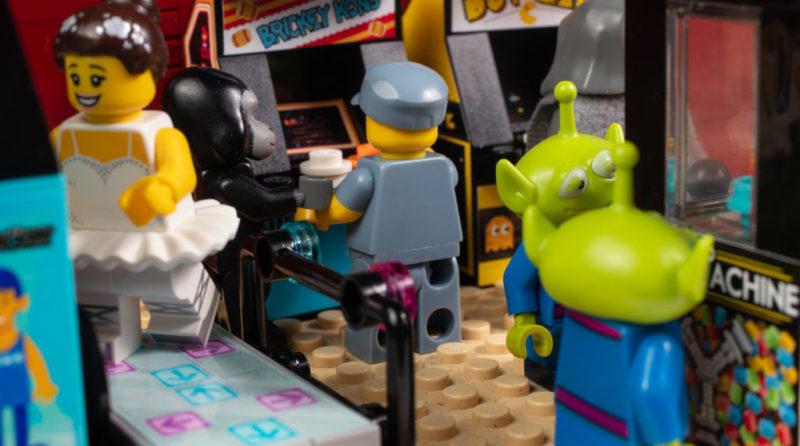 LEGO Arcade E1594682798365