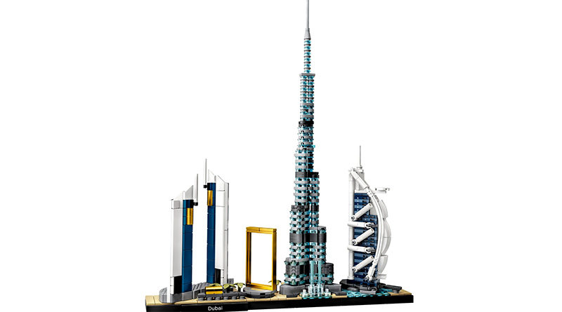 LEGO Architecture 21052 Dubai Featured 800x445