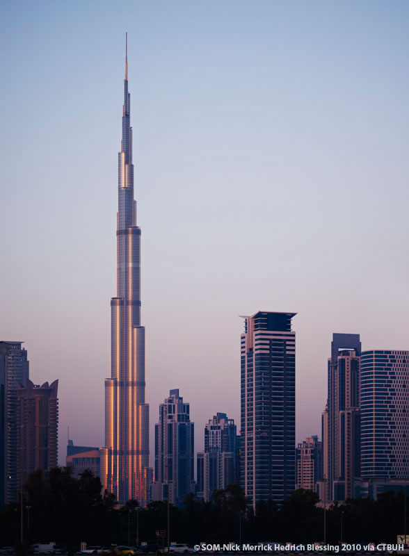 LEGO Architecture 21052 Dubai – did you know?