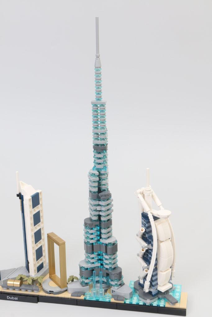 LEGO Architecture 21052 Dubai Review 12