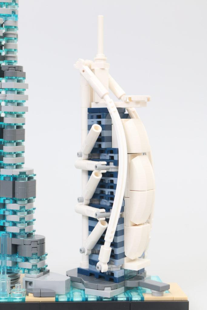 LEGO Architecture 21052 Dubai Review 14