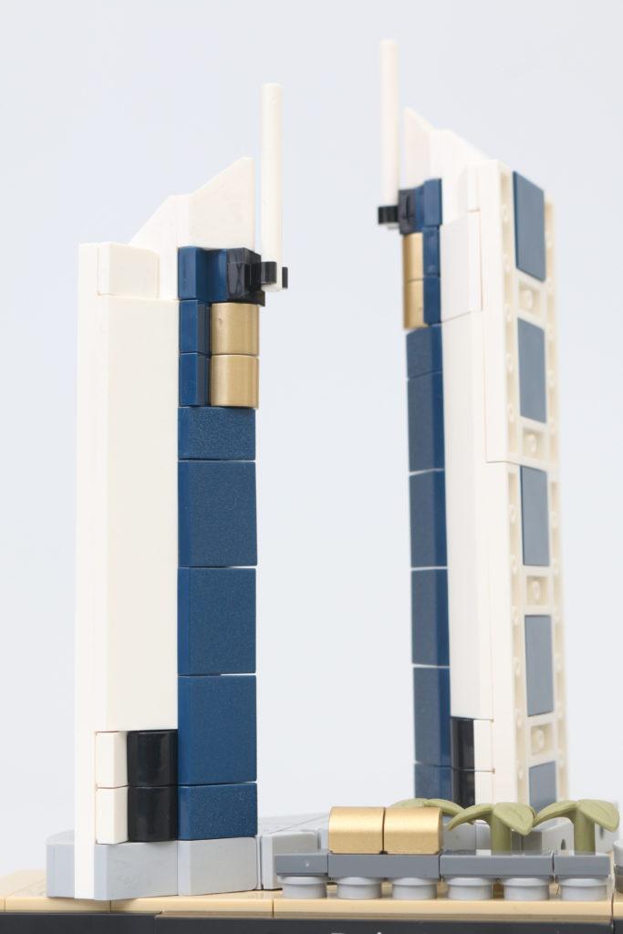 LEGO Architecture 21052 Dubai Review 16