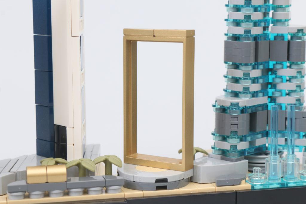 LEGO Architecture 21052 Dubai Review 6