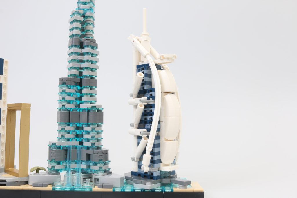 LEGO Architecture 21052 Dubai Review 7