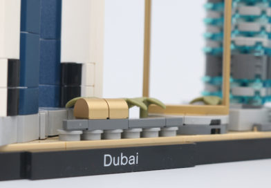 LEGO Architecture 21052 Dubai review