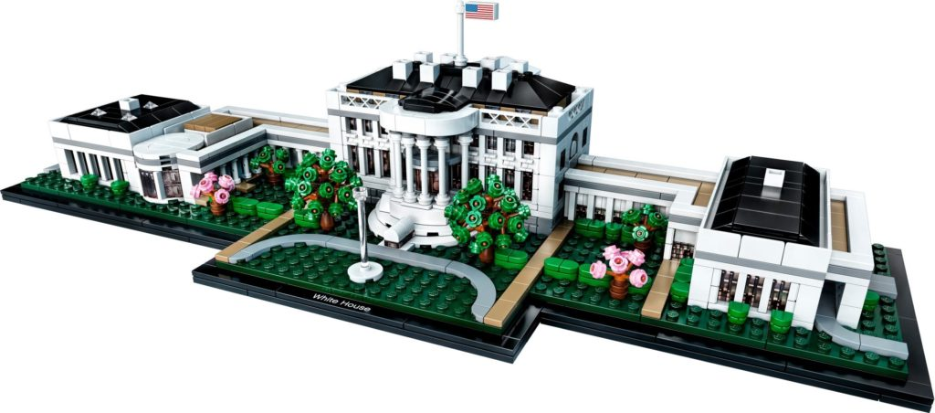 LEGO Architecture 21054 The White House 1