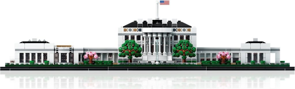 LEGO Architecture 21054 The White House 8