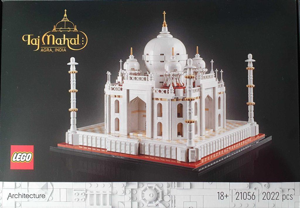 LEGO Architecture 21056 Taj Mahal Box 1