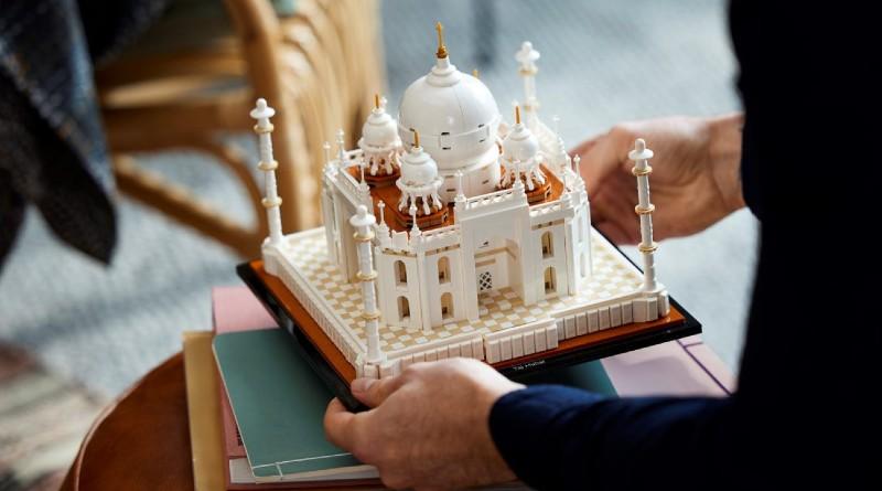 LEGO Architecture 21056 Taj Mahal Lifestyle Featured