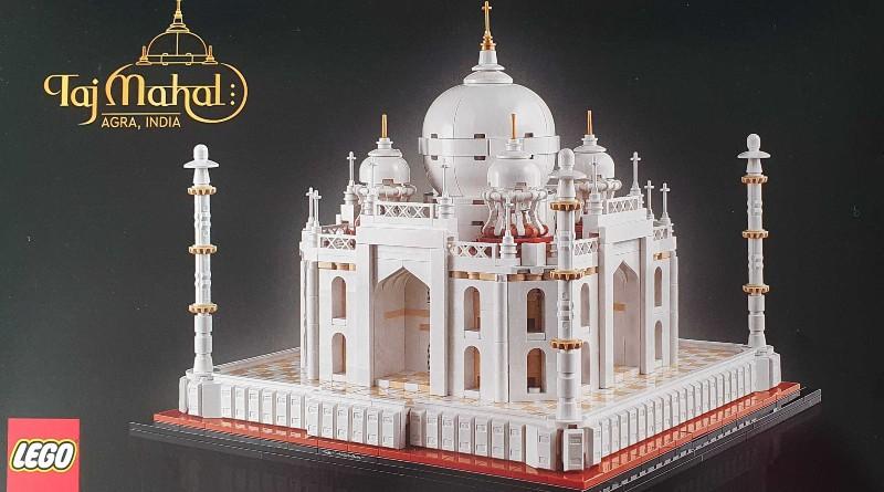 LEGO Architecture 21056 Taj Mahal Featured