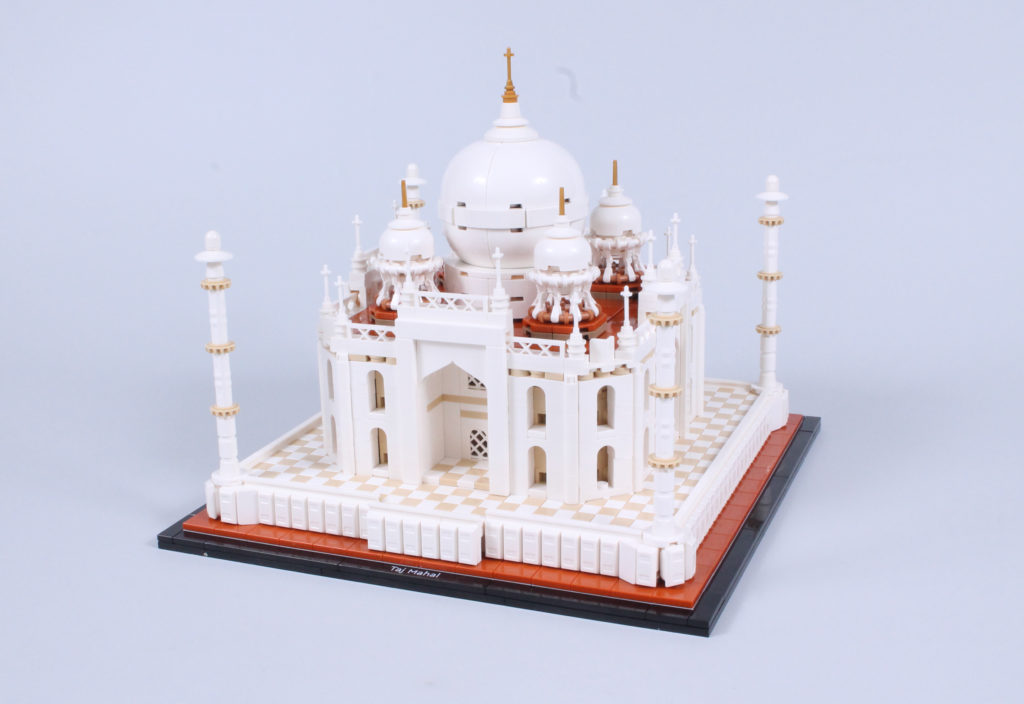 LEGO Architecture 21056 Taj Mahal Review 1