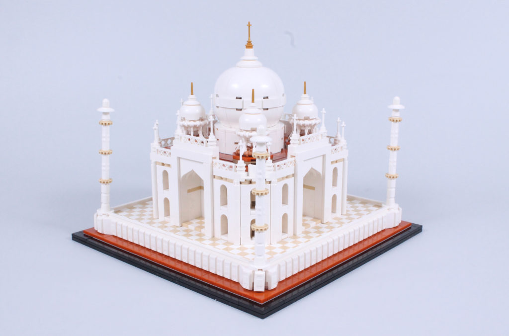 LEGO Architecture 21056 Taj Mahal Review 11