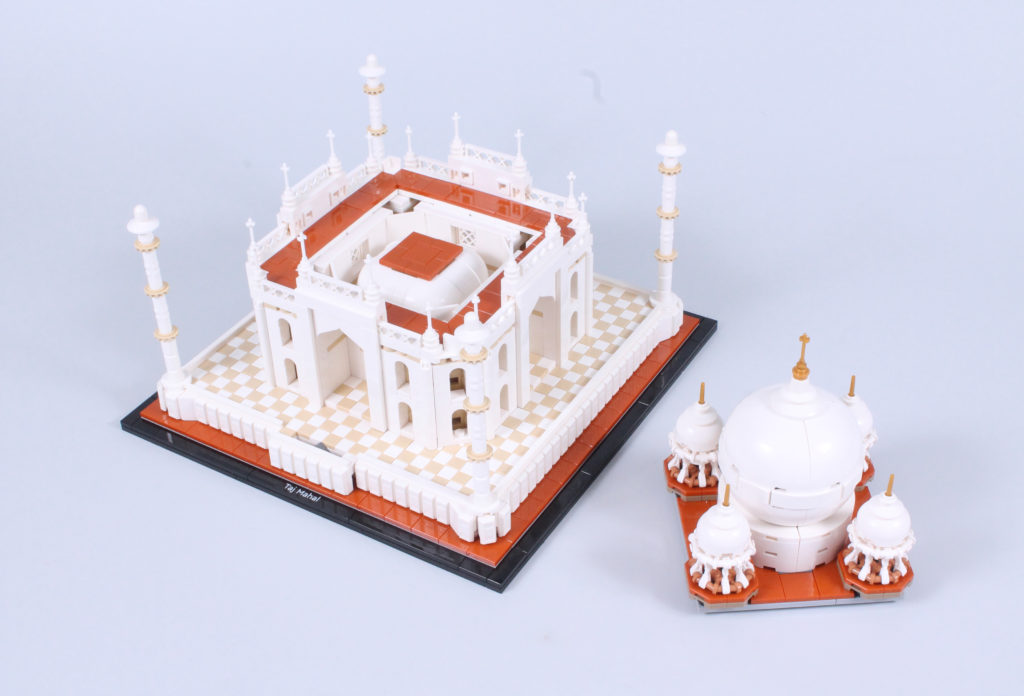 LEGO Architecture 21056 Taj Mahal Review 12