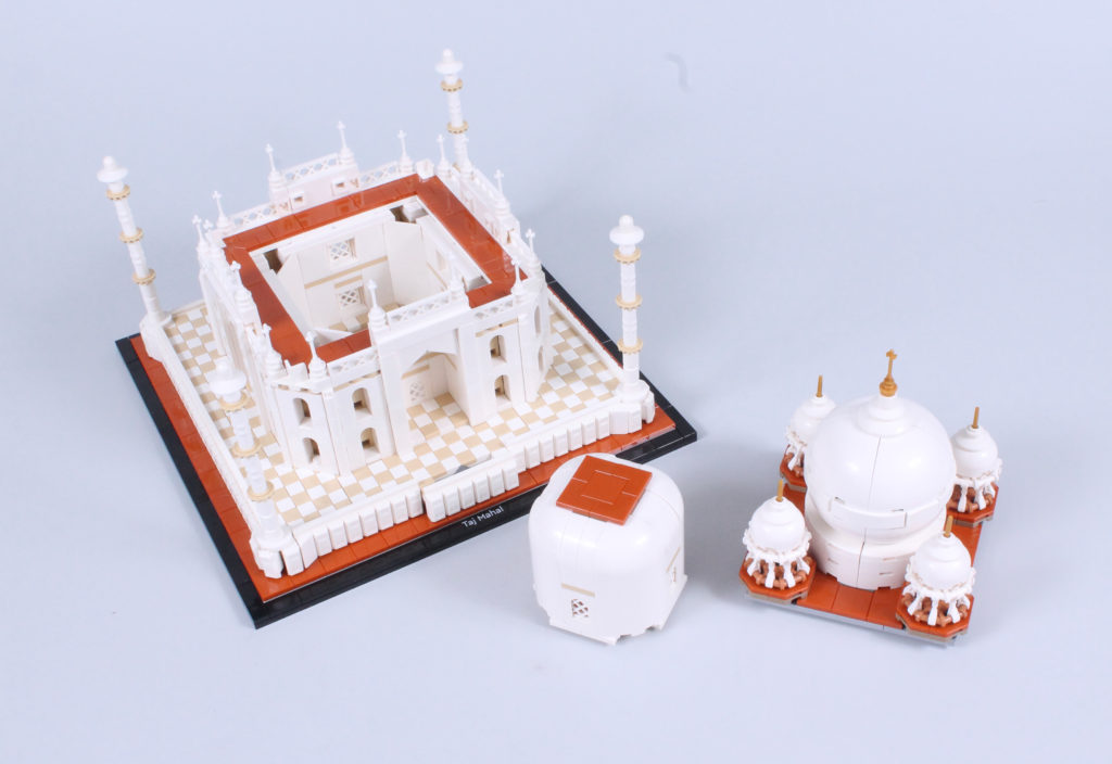 LEGO Architecture 21056 Taj Mahal Review 15