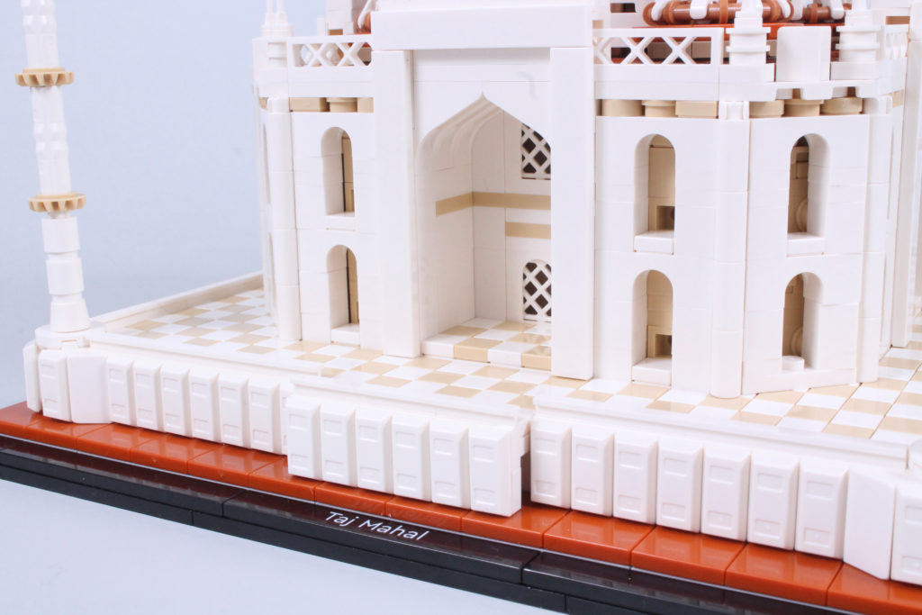 LEGO Architecture 21056 Taj Mahal Review 21