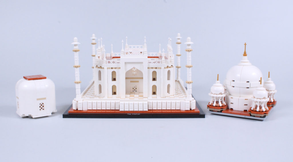 LEGO Architecture 21056 Taj Mahal Review 27