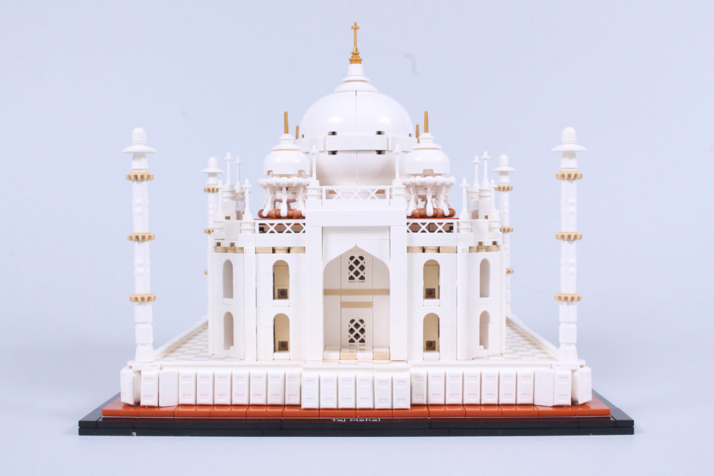 LEGO Architecture 21056 Taj Mahal Review 3