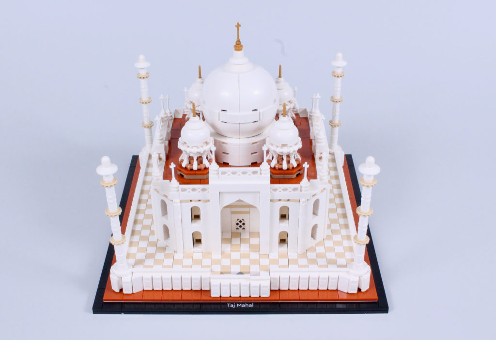 LEGO Architecture 21056 Taj Mahal Review 4