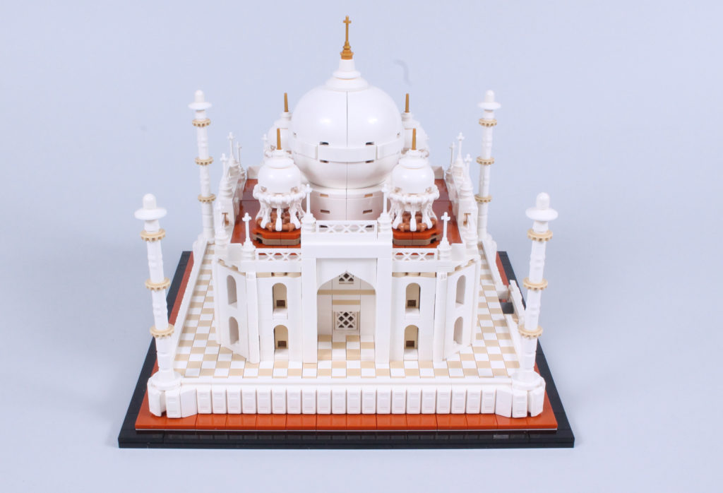 LEGO Architecture 21056 Taj Mahal Review 5