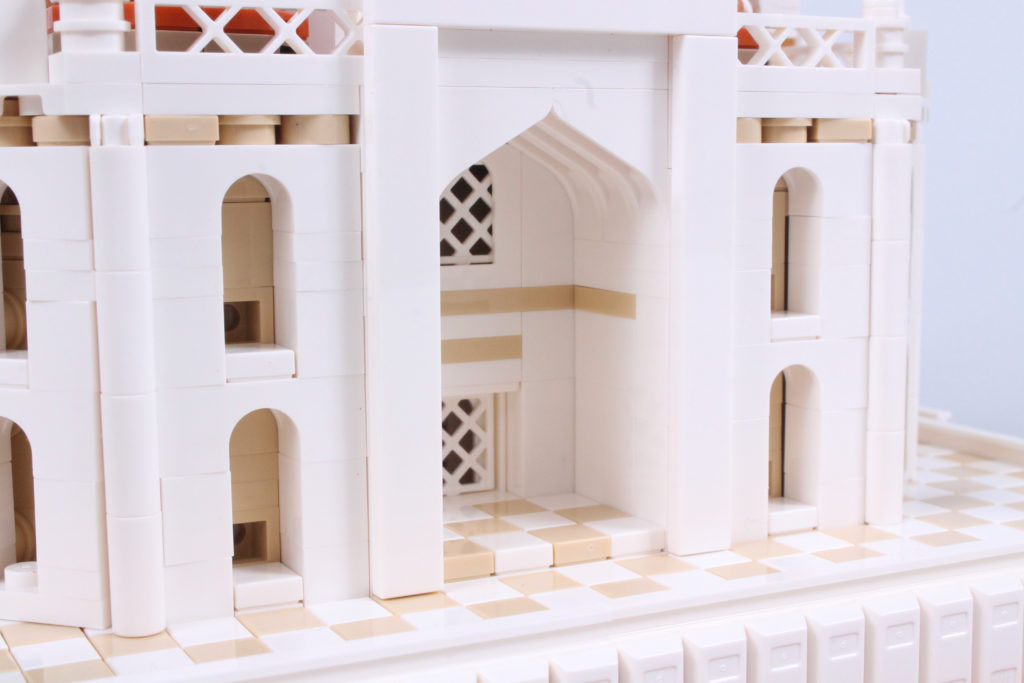 LEGO Architecture 21056 Taj Mahal Review 6