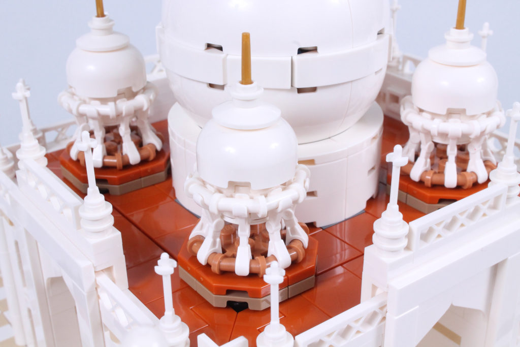 LEGO Architecture 21056 Taj Mahal Review 7