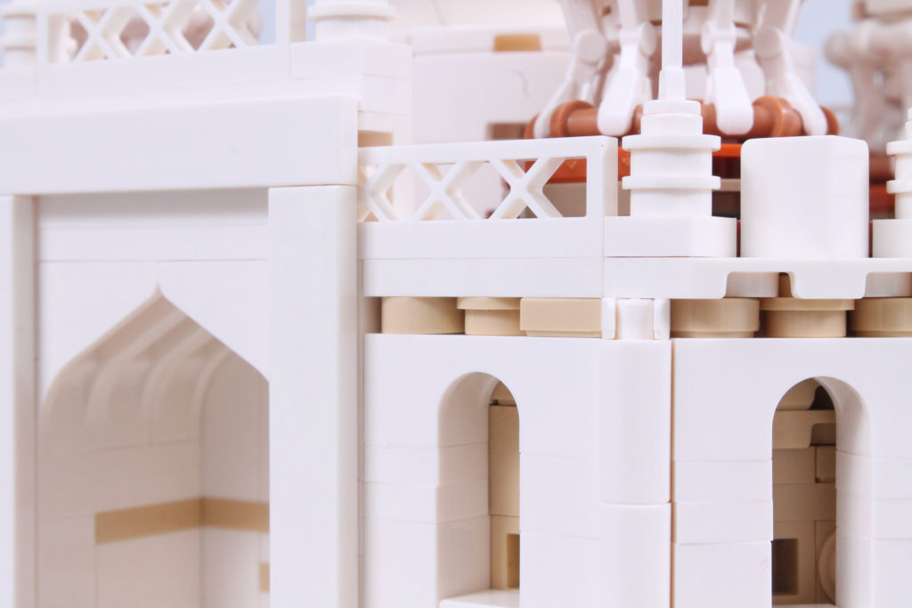 LEGO Architecture 21056 Taj Mahal Review 8