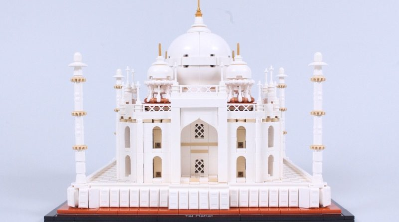 LEGO Architecture 21056 Taj Mahal Review Featured 800x445