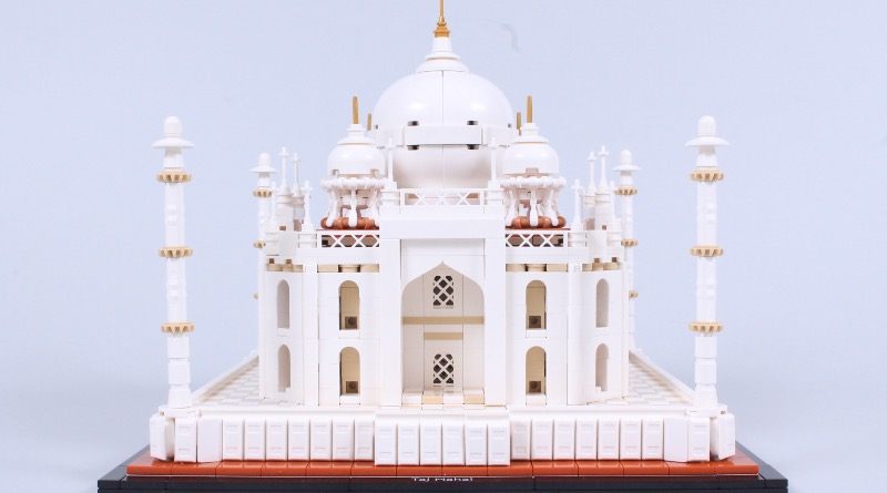 LEGO Architecture 21056 Taj Mahal Review Featured
