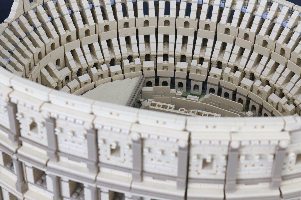 LEGO Architecture Creator Expert 10276 Colosseum Review 13