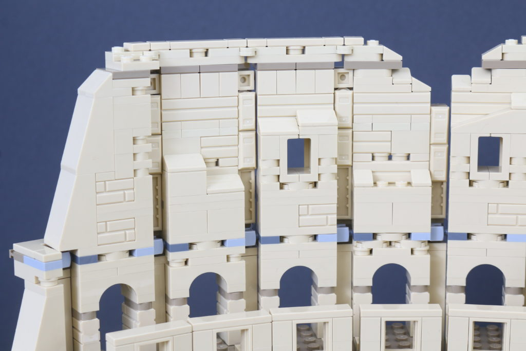 LEGO Architecture Creator Expert 10276 Colosseum Review 17