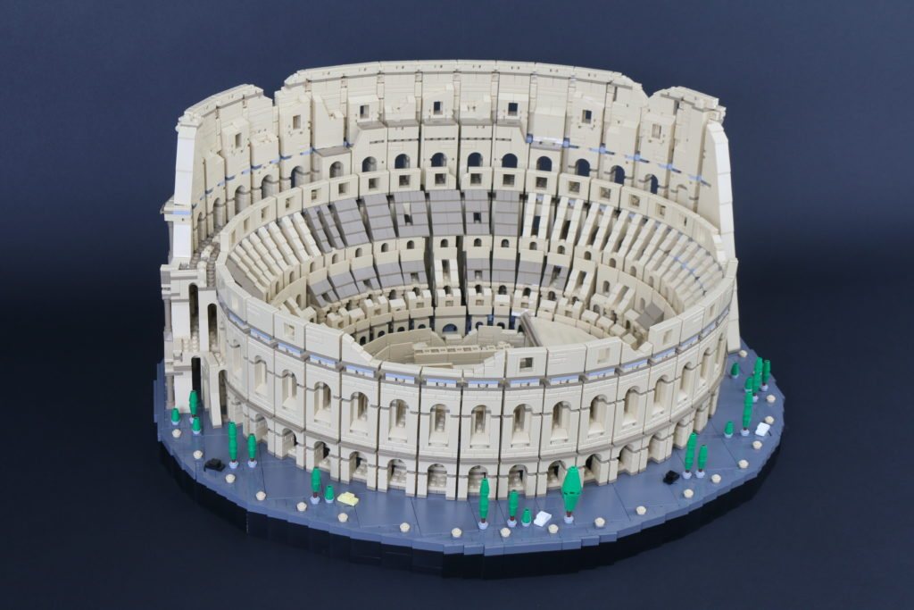 LEGO Architecture Creator Expert 10276 Colosseum review 2