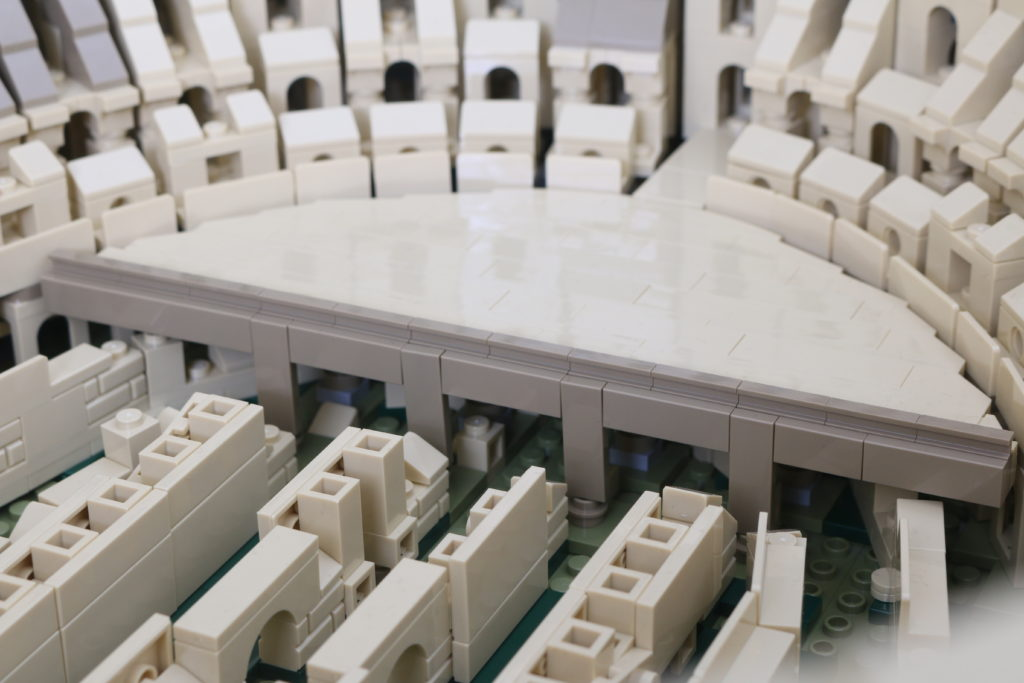 LEGO Architecture Creator Expert 10276 Colosseum Review 20
