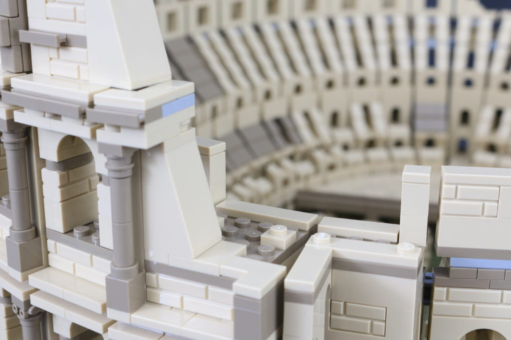 LEGO Architecture Creator Expert 10276 Colosseum Review 23