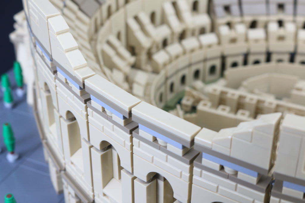 LEGO Architecture Creator Expert 10276 Colosseum Review 25