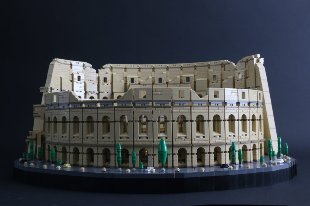 LEGO Architecture Creator Expert 10276 Colosseum Review 27