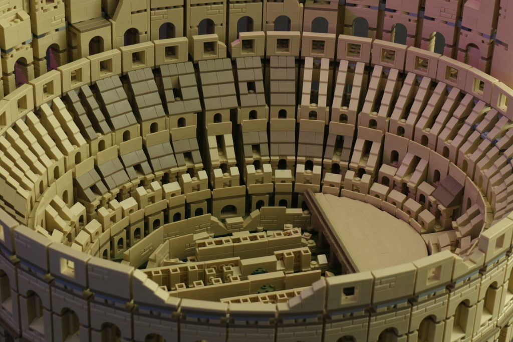 LEGO Architecture Creator Expert 10276 Colosseum Review 28