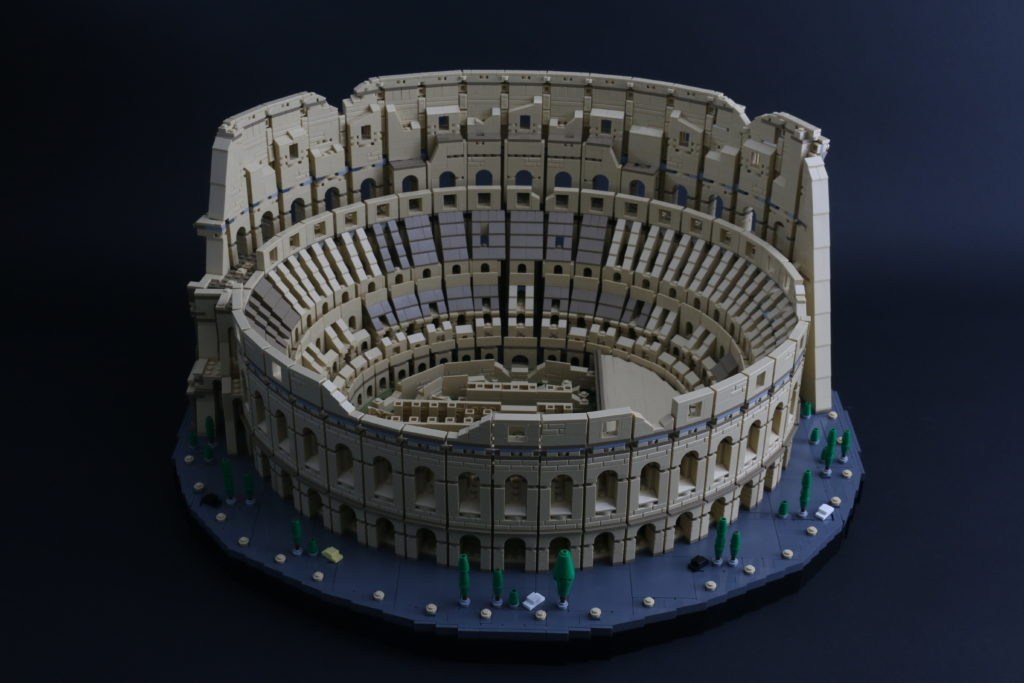 LEGO Architecture Creator Expert 10276 Colosseum Review 30