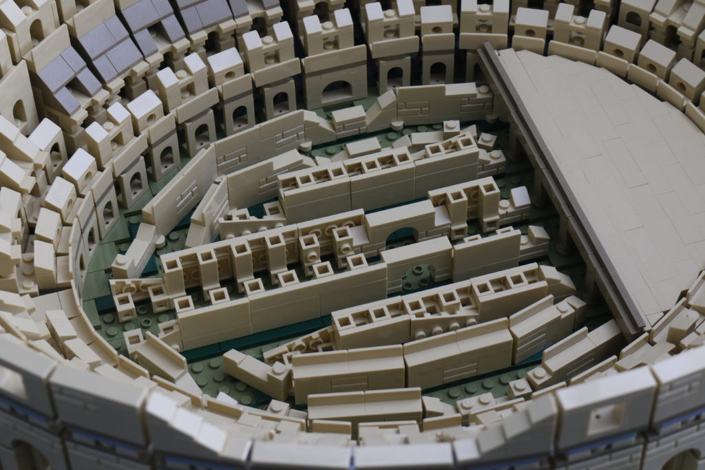 LEGO Architecture Creator Expert 10276 Colosseum Review 31